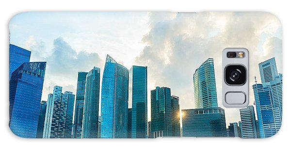 Marina Galaxy Case - Modern Architecture Of Singapore by Joyfull
