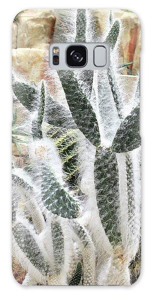 Mojave Prickly Pear Galaxy Case