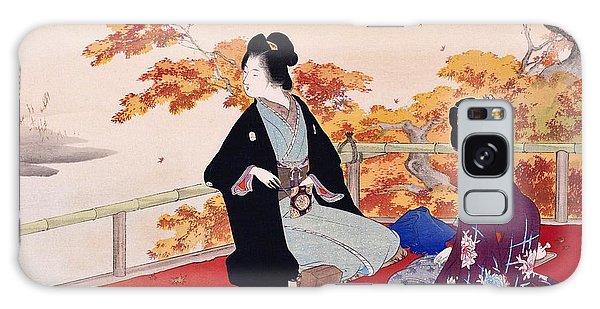 Tint Galaxy Case - Momijigari - Top Quality Image Edition by Mizuno Toshikata