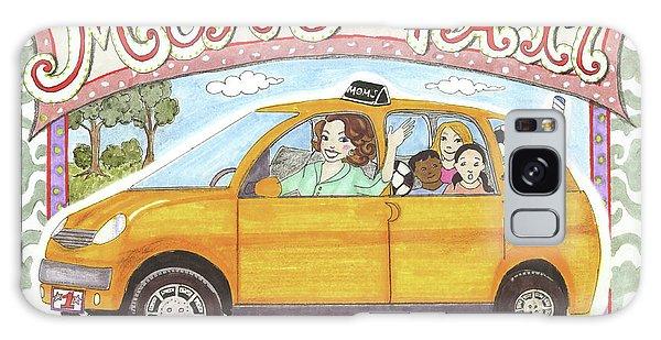 Mom's Taxi Galaxy Case