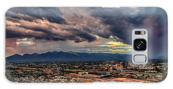 Monsoon Hits Tucson Galaxy Case