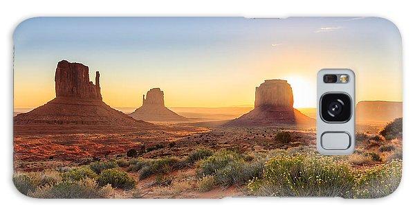 Geology Galaxy Case - Monument Valley Twilight, Az, Usa by F11photo