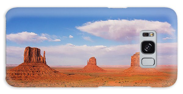 United States Galaxy Case - Monument Valley, United States by Stanislavbeloglazov