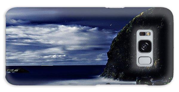 Moonlight At Argyle Galaxy Case