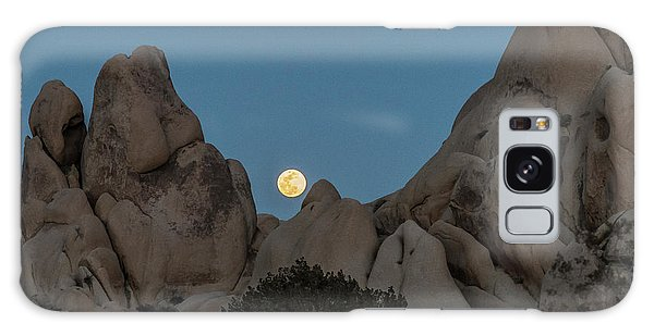 Moonrise In The Sight Galaxy Case