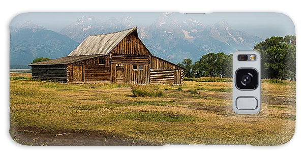 Mormon Barn Galaxy Case