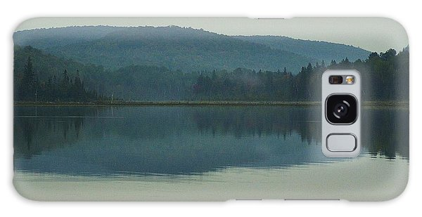 Houlton Galaxy Case - Morning Baptiste Lake by Richard John Houlton