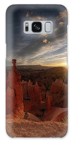 Galaxy Case featuring the photograph Morning Kiss by Edgars Erglis