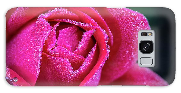 Morning Rose Galaxy Case