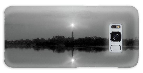 Morning Sun Galaxy Case