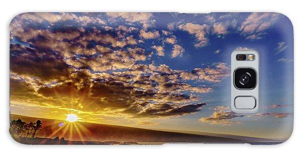 Morning Sunrise Galaxy Case