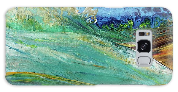 Mother Nature - Landscape View Galaxy Case