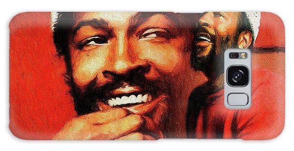 Portraiture Galaxy Case - Motown Genius by John Farr