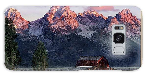 Popular Galaxy Case - Moulton Barn by Leland D Howard