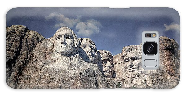 National Monument Galaxy Case - Mount Rushmore I by Tom Mc Nemar