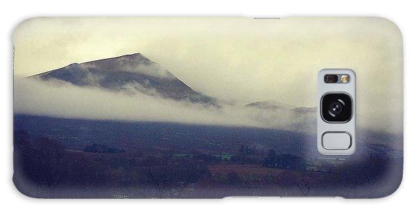 Mountain Cloud Galaxy Case