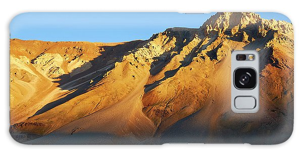 Galaxy Case featuring the photograph Mountain Gold by Whitney Goodey