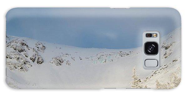 Mountain Light, Tuckerman Ravine Galaxy Case