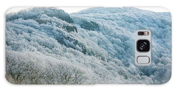 Mountainside Hoarfrost Galaxy Case
