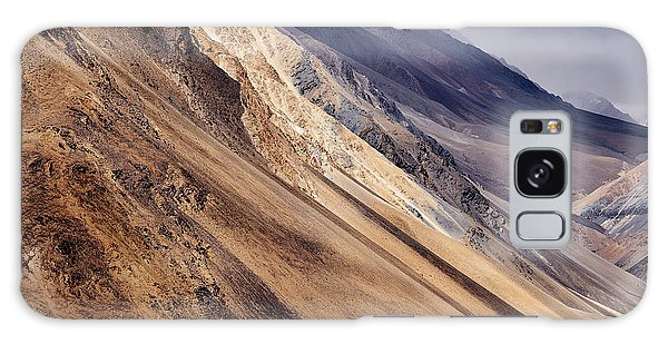 Galaxy Case featuring the photograph Mountainside by Whitney Goodey