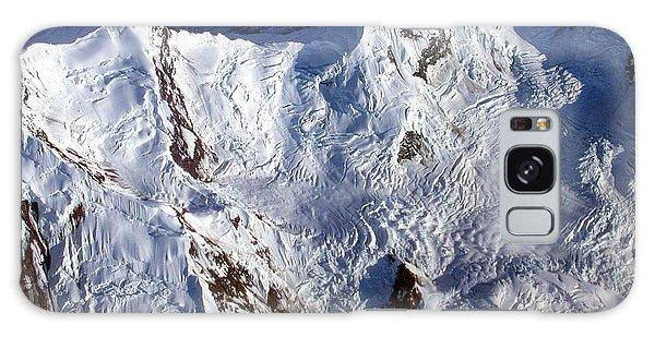 Mountaintop Snow Galaxy Case