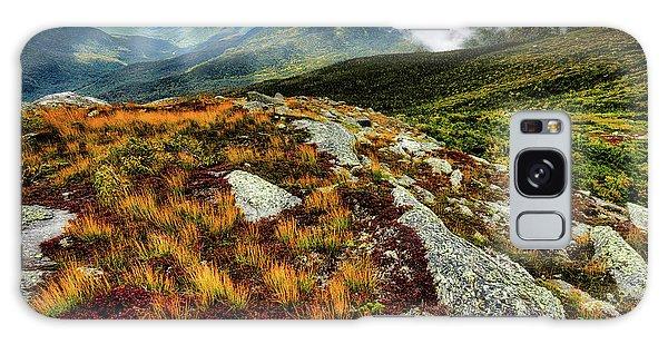 Mt. Washington Nh, Autumn Rays Galaxy Case