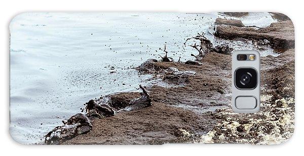 Muddy Sea Shore Galaxy Case