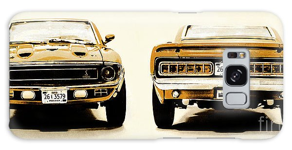 Automobile Galaxy Case - Muscle Machine by Jorgo Photography - Wall Art Gallery