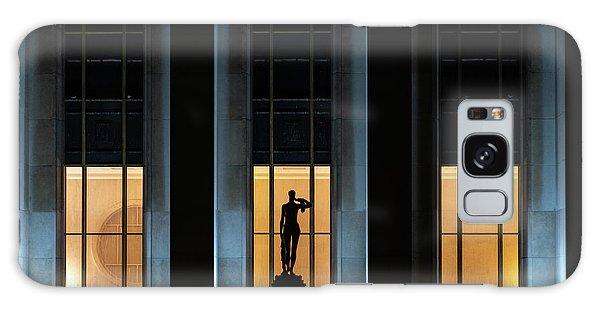 Galaxy Case featuring the photograph Musee National De La Marine by Randy Scherkenbach