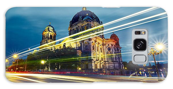 Historical Galaxy Case - Museum Island With Berlin Cathedral - by Jaromir Chalabala