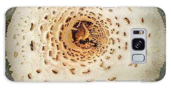 Mushroom Mandala Galaxy Case