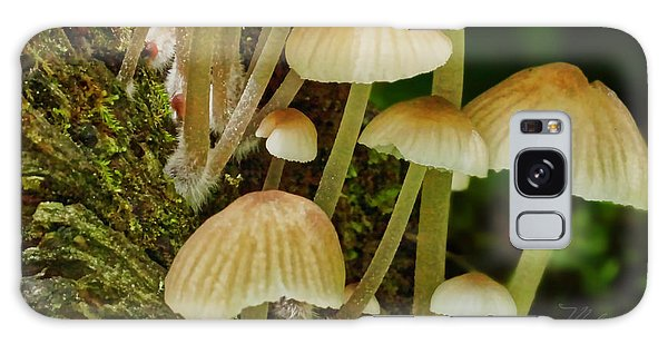 Mushrooms Galaxy Case