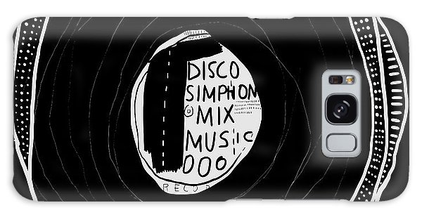 Cd Galaxy Case - Musical Old-fashioned Drive by Dmitriip