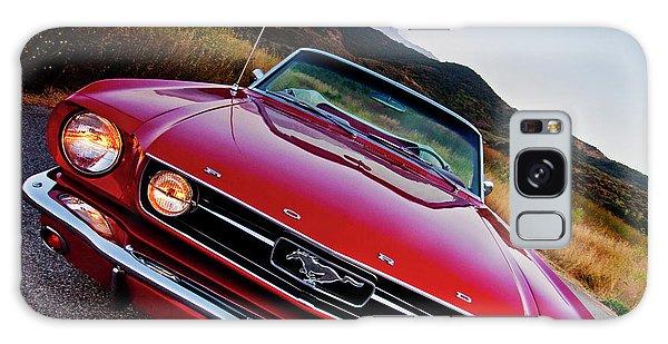 Mustang Convertible Galaxy Case