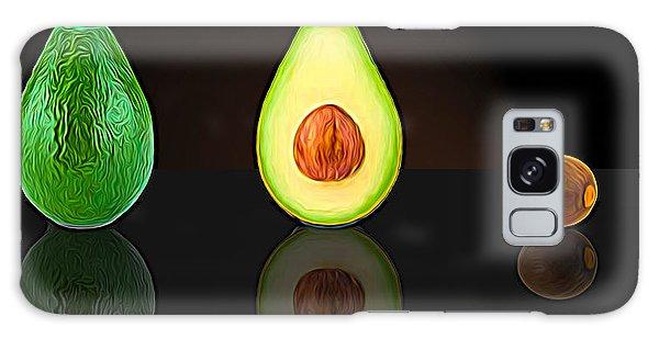 My Avocado Dream Galaxy Case