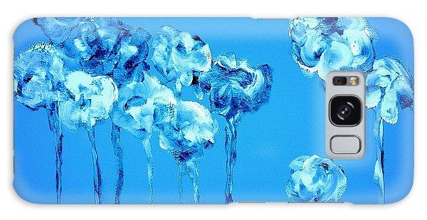 My Garden - Blue Galaxy Case