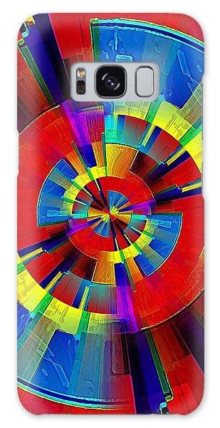 My Radar In Color Galaxy Case