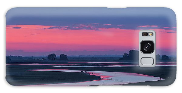 Galaxy Case featuring the photograph Mystical River by Davor Zerjav