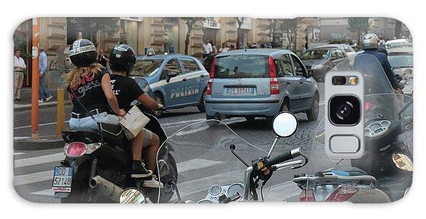 Naples Street Buzz Galaxy Case