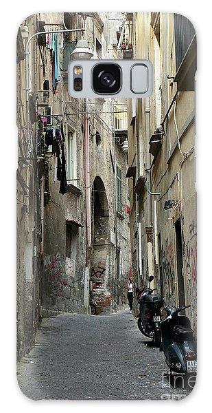 Naples Street Galaxy Case