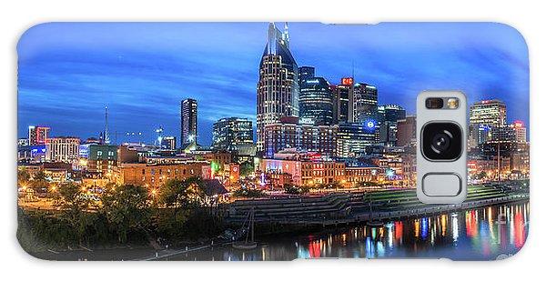 Nashville Night Galaxy Case