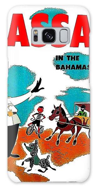 Bahamas Galaxy Case - Nassau In The Bahamas by Long Shot