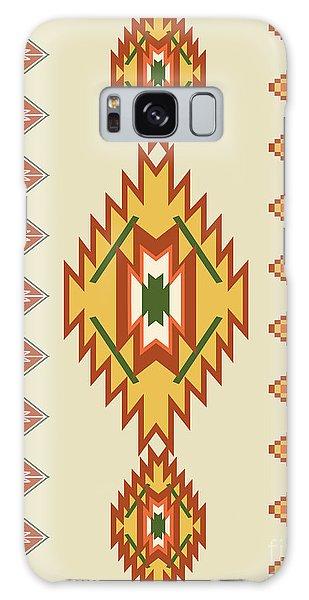 Native American Rug Galaxy Case