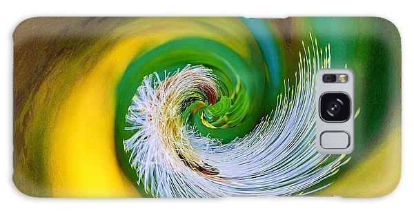 Nature's Spiral Galaxy Case