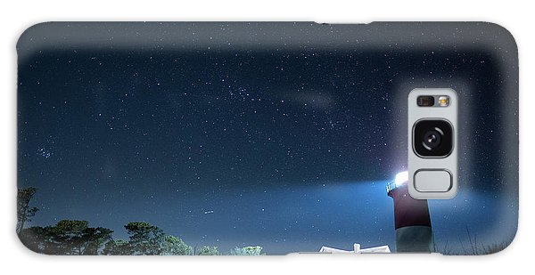 Nauset Light Under The Stars Galaxy Case