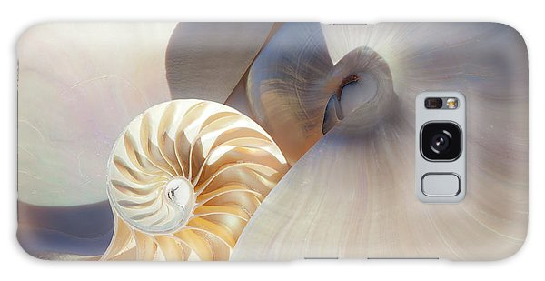 Galaxy Case featuring the photograph Nautilus 0442 by Mark Shoolery
