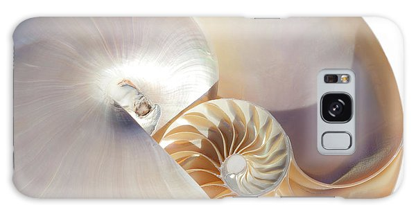 Galaxy Case featuring the photograph Nautilus 0454 by Mark Shoolery