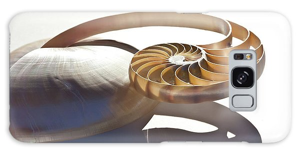 Galaxy Case featuring the photograph Nautilus 0469 by Mark Shoolery