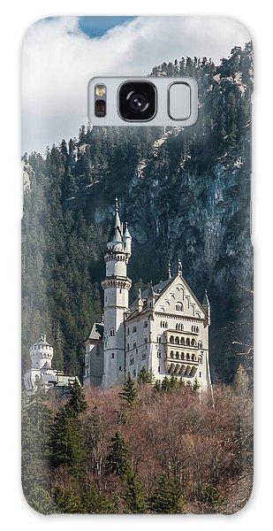 Neuschwanstein Castle On The Hill 2 Galaxy Case