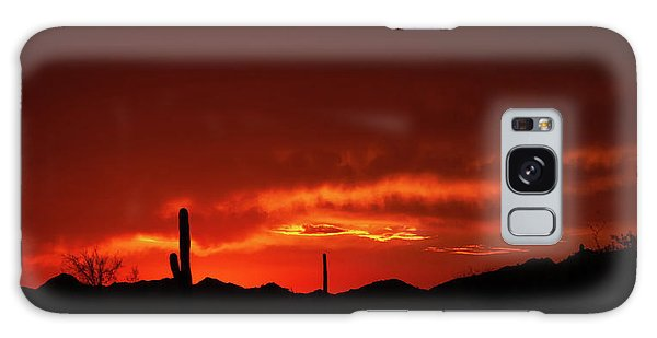 Galaxy Case featuring the photograph New Beginnings by Rick Furmanek